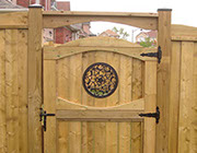 Oshawa fencing, Industrial fencing Oshawa, Chain link fence Oshawa, Ornamental iron fencing Oshawa, Wood Fence Oshawa, Wood Gate Oshawa